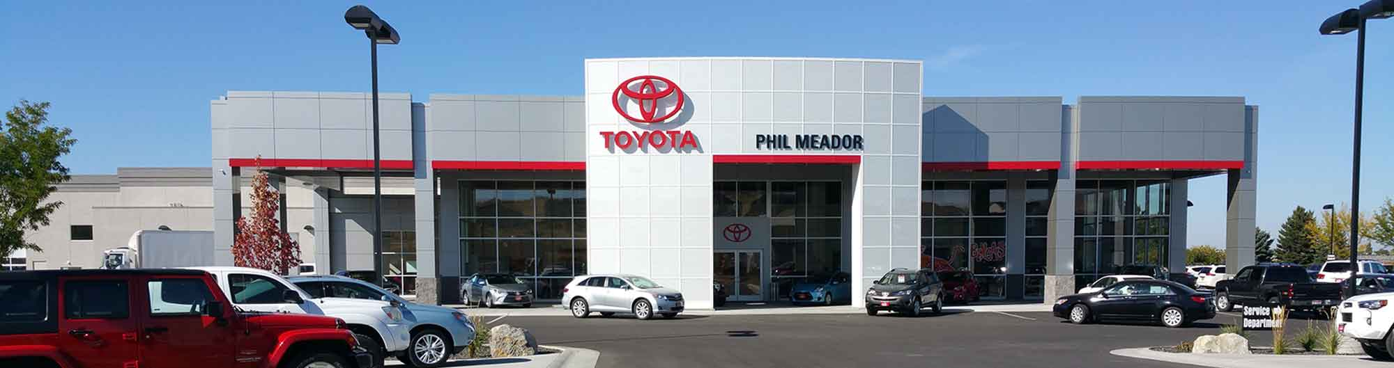 Phil meador subaru phil meador toyota courtesy ford